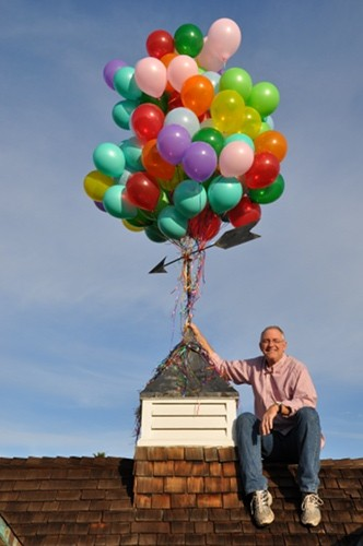 Bob Goff Chief Balloon Inflator